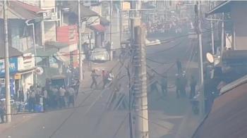 緬甸安全部隊逮捕上百人 美方籲軍警撤離