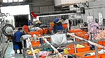 獨/遭控醫院床被「未清洗、直接烘衣」 洗衣廠喊冤:遭抹黑