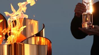 東奧聖火傳遞3/25啟動 首相菅義偉:希望的燈光