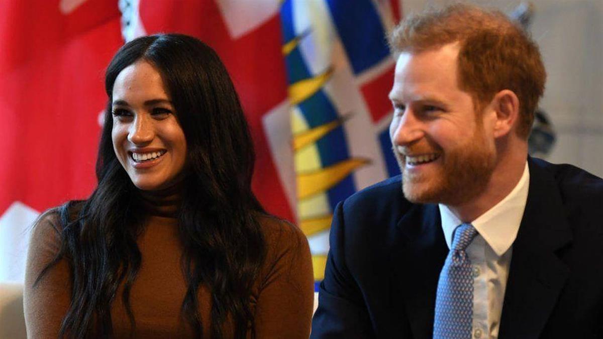 哈里王子和梅根:他們的錢從哪裏來?