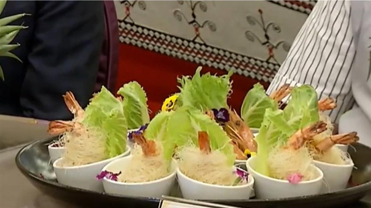 搶遊客商機! 台東旅宿業者 推創新鳳梨料理
