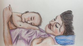 懷孕醫跪坐CPR救人「下體狂流血」 引產崩潰喊:寶寶對不起