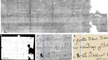 解鎖前輩的秘密:一箱400年後被「拆閲」的書信