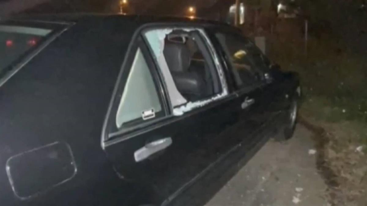 鎖定休息站 景點!2嫌專破窗偷竊 遭警埋伏逮