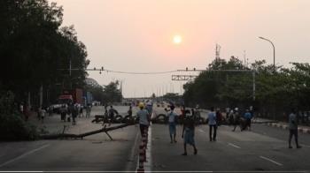 緬甸政變最血腥一天  至少39人喪命