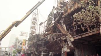 台中西餐廳大火64死!傳「古代幽靈船」停火場上空 網抖爆:載滿百人才開