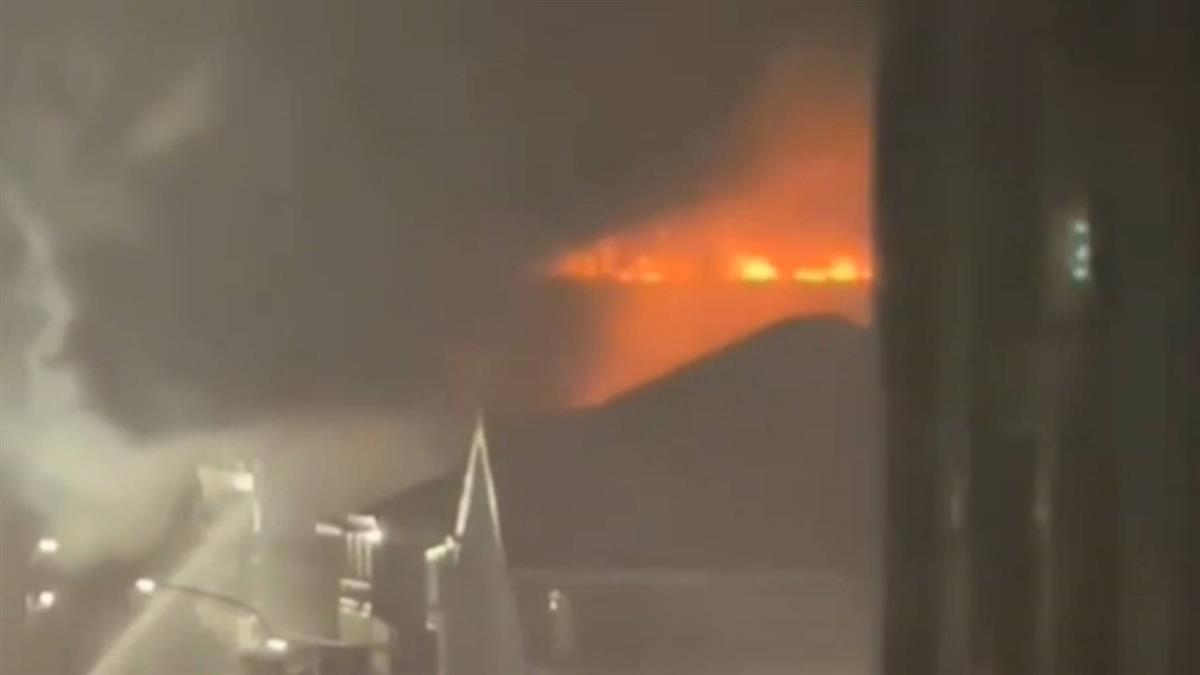 公寓火警1住戶燒燙傷送醫 疑「筆電燃燒」釀禍