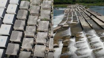 全台水情嚴峻 豆腐岩乾涸、石門祈雨