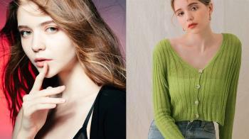 16歲白俄正妹來台當模特 感謝台灣便當救了她