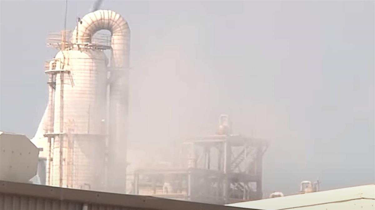 空品拉警報!彰化兩工廠製造空汙 最重可罰2千萬