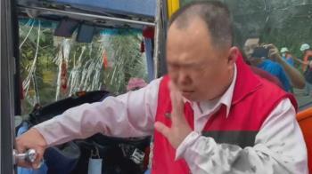 遊覽車事故害6死司機稱「踩無剎車」 警勘驗:沒有剎車咬死情形