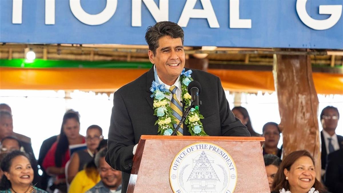 吳釗燮宣布台帛旅遊泡泡啟動  帛琉總統28日訪台