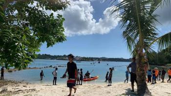 帛琉泡泡團員機場若驗出陽性  其餘團客可繼續旅程