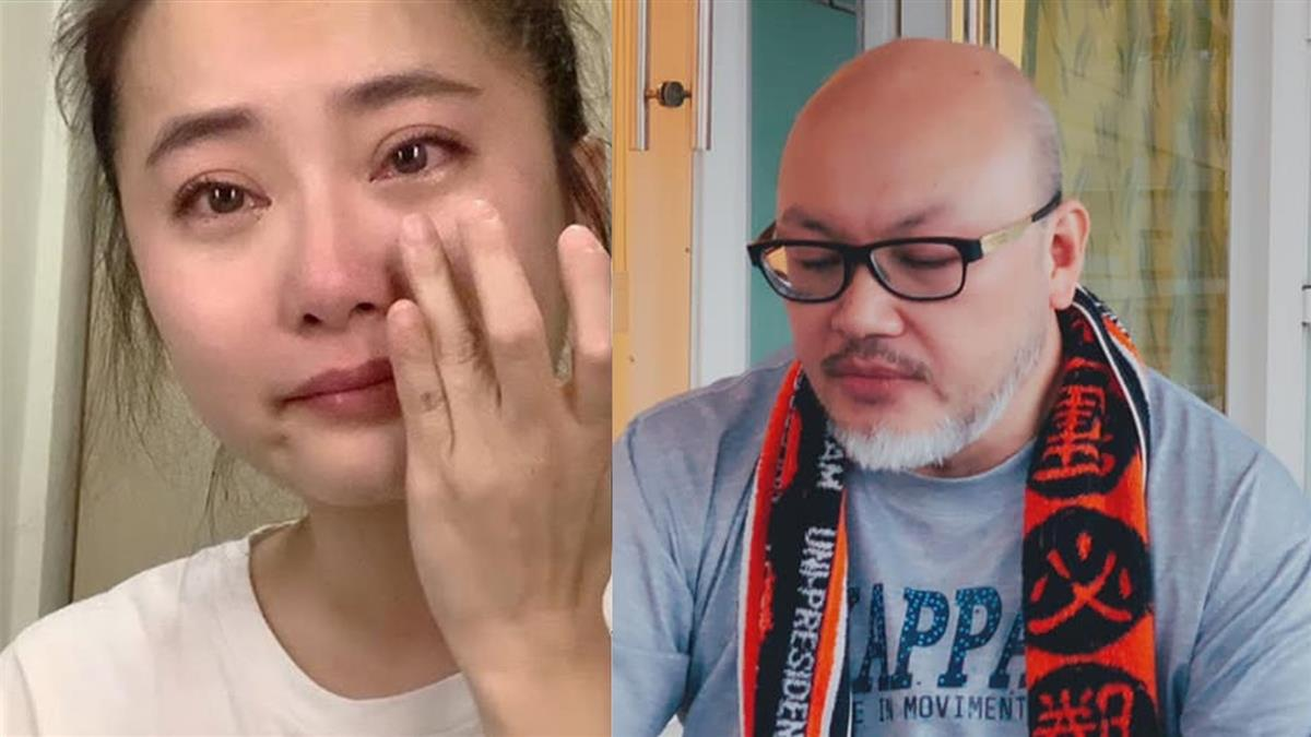 趙小僑痛失寶寶!哽咽還原胎停過程 劉亮佐抱她痛哭:別生了