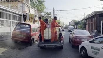 菲國單日確診飆新高 參眾兩院封鎖防疫措施回籠
