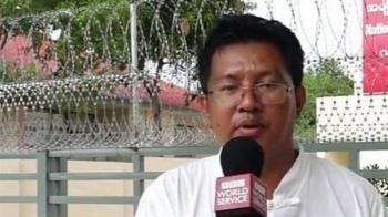 緬甸政變:BBC記者被便衣人士帶走