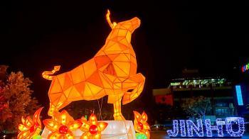台灣燈會離島點亮 金門星光節28日登場璀璨2個月