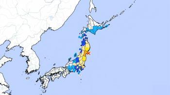 日本宮城縣規模7.2強震 氣象廳警告1公尺海嘯