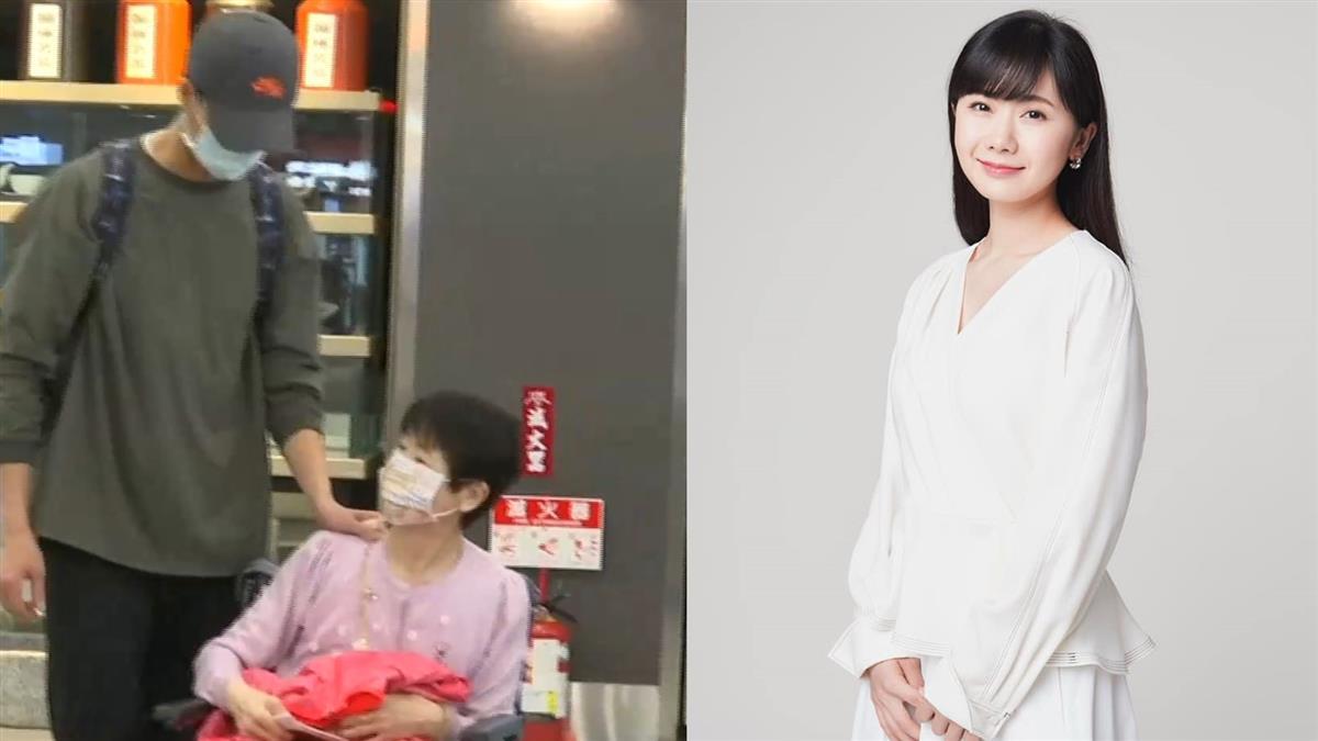 江宏傑突送愛媽返日 福原愛急出聲「曝不接機原因」