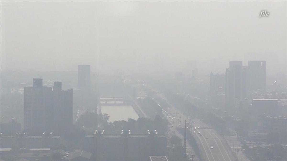 冷空氣、沙塵暴襲台!周一北台灣低溫下探13度