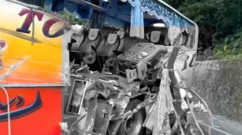 蘇花遊覽車撞山6死!最年輕罹難者家屬捐「復康巴士」遺愛人間