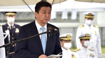 日媒:台海若衝突 岸信夫提自衛隊協助美軍
