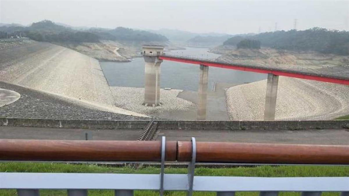 全台17水庫大缺水!3個月前照片曝光「水都沒了」 恐啟動限水措施