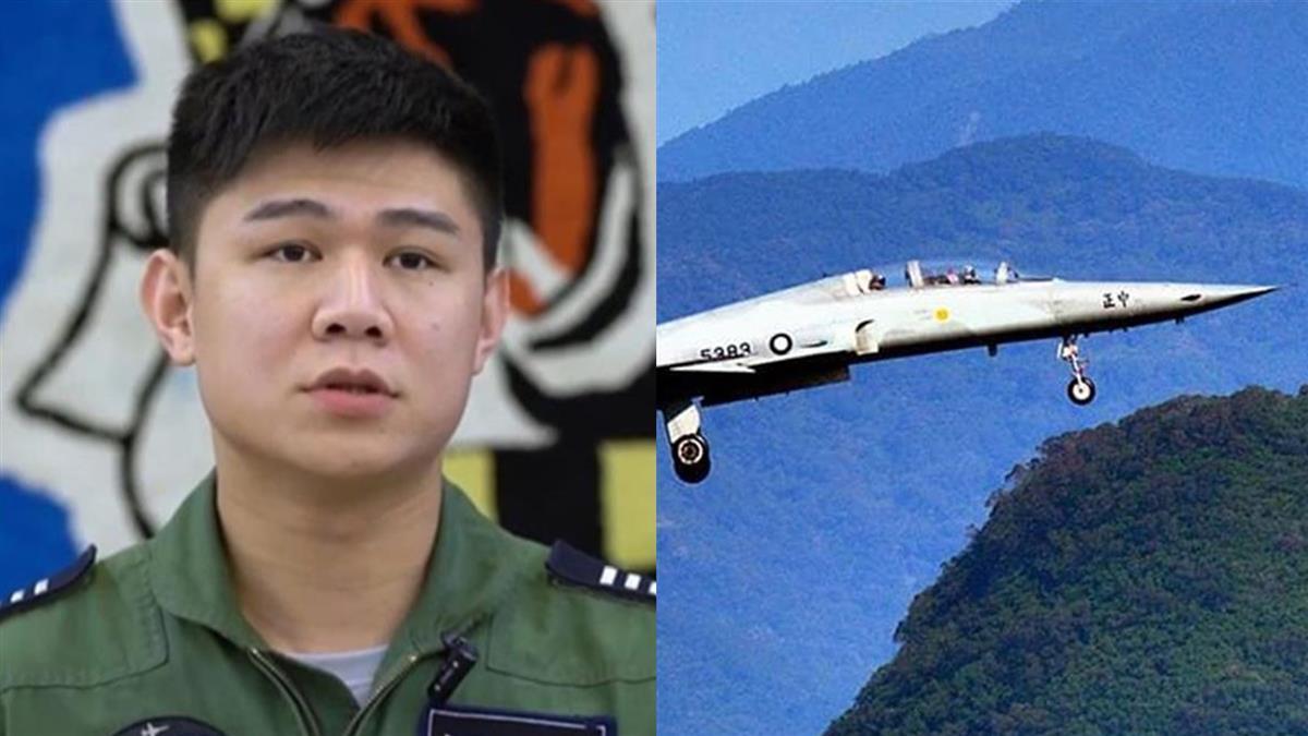 曾說「F-5E早晚會出事」 殉職飛官朱冠甍母痛喊一句話