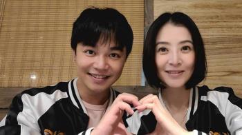 39歲李亮瑾生了!剖腹產下兒子 張峰奇全程陪產:老婆辛苦了