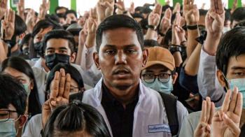緬甸政變:街頭抗議者的犧牲、擔心與訴求