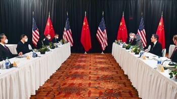 中美阿拉斯加「火爆」會談背後或有各自國內政治需求