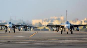 F5E戰機爆「飛行違紀」才出事 5大疑點待釐清