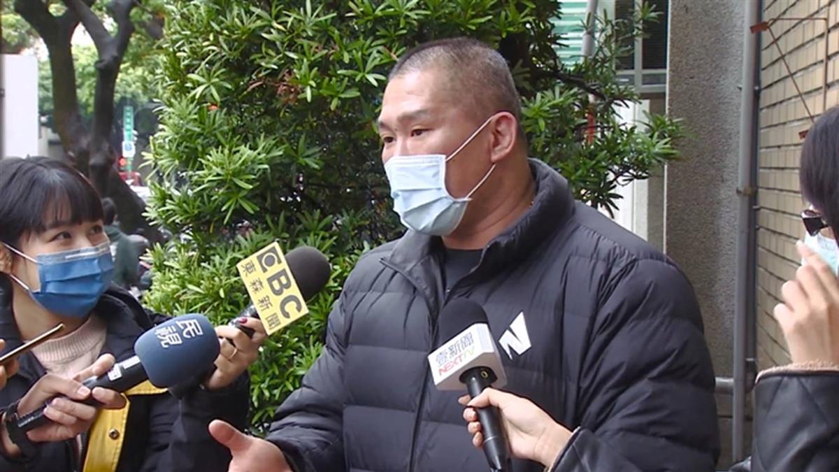 涉辱網紅師遭判拘役 館長認罪:敢罵敢擔.不浪費司法資源