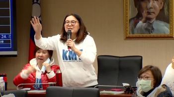 立院槓疫苗調閱小組 陳瑩嗆陳玉珍你是男還是女?