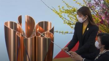 東京奧運聖火傳遞今登場 石原聰美出席點火