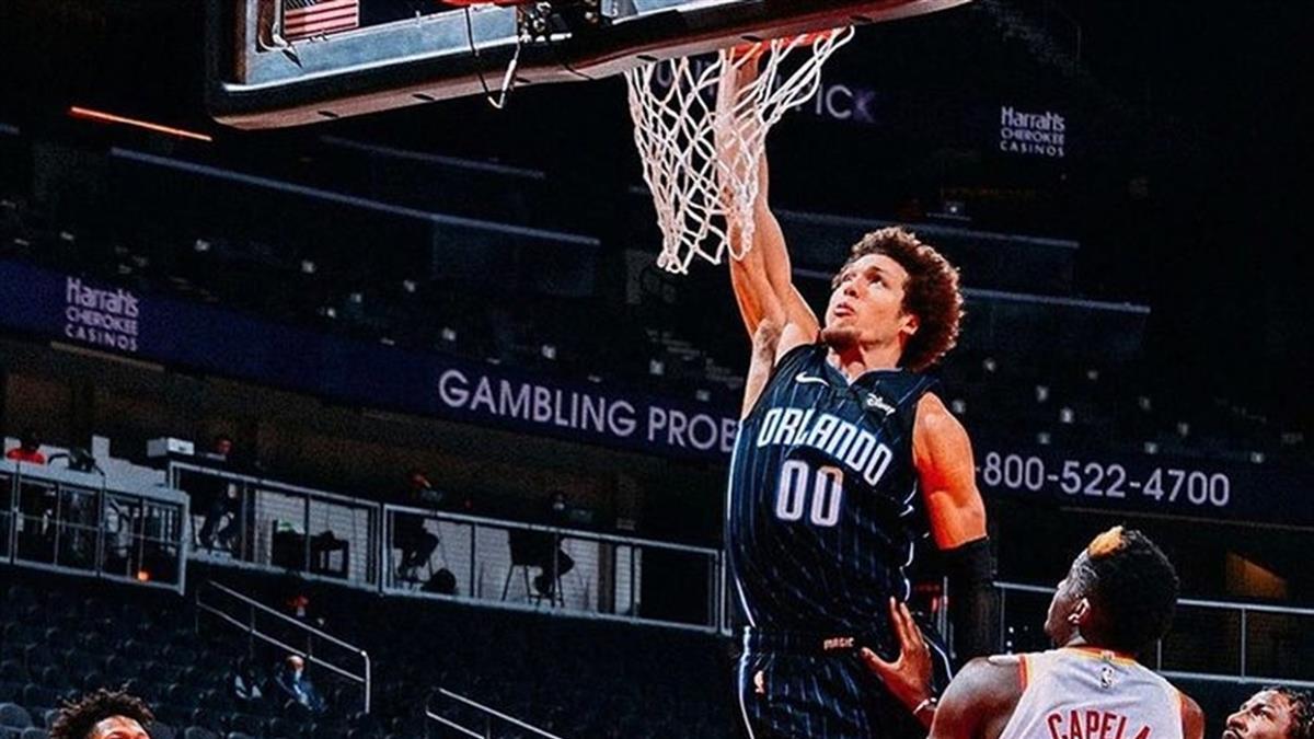 NBA最強灌籃亞軍高登 傳由魔術交易至金塊