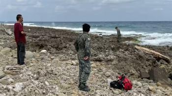 民間疑收到潘穎諄「定標器訊號」 軍方急出動確認