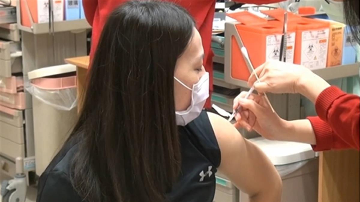 下個月出國爭取奧運資格 郭婞淳接種AZ疫苗