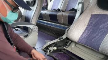 召回1189輛遊覽車檢查座椅!駕駛批:生計受影響