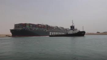 長賜號卡運河「天價賠償船東負責」 日網崩潰:台灣最壞