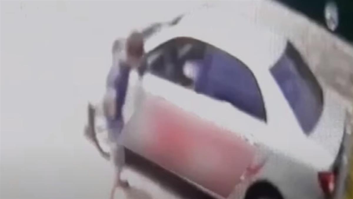 獨/為討「電鍋」槓前東家索賠不成 前保全砸車洩憤遭送辦