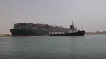 長榮貨輪最快何時脫困? 荷蘭海上救助公司給答案了