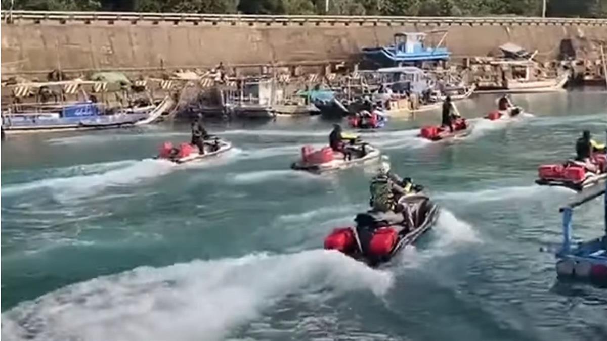 潘穎諄失聯第7天 嘉義水上活動業者加入搜救行列