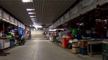 環南市場自治會改選傳黑幫介入 優勢警駐守戒備