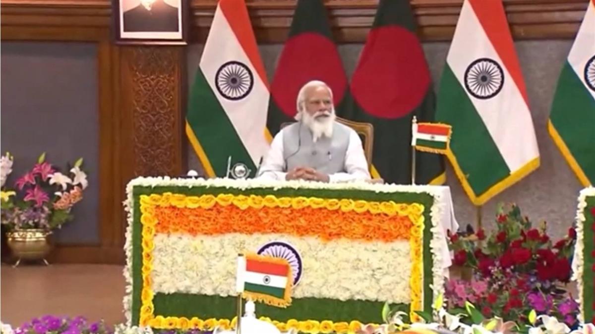 孟加拉民眾抗議印度總理來訪 連日衝突釀十餘死