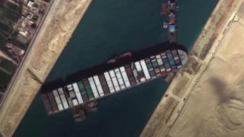 蘇伊士運河塞船阻航運 敘利亞燃料短缺實施配給