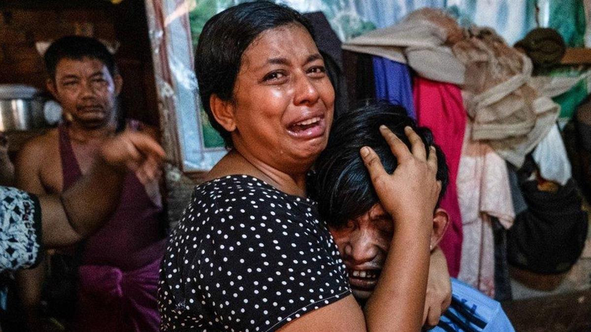 緬甸政變:閲兵日軍方在40多城開槍鎮壓示威,約100人死亡,美國表示「震驚」