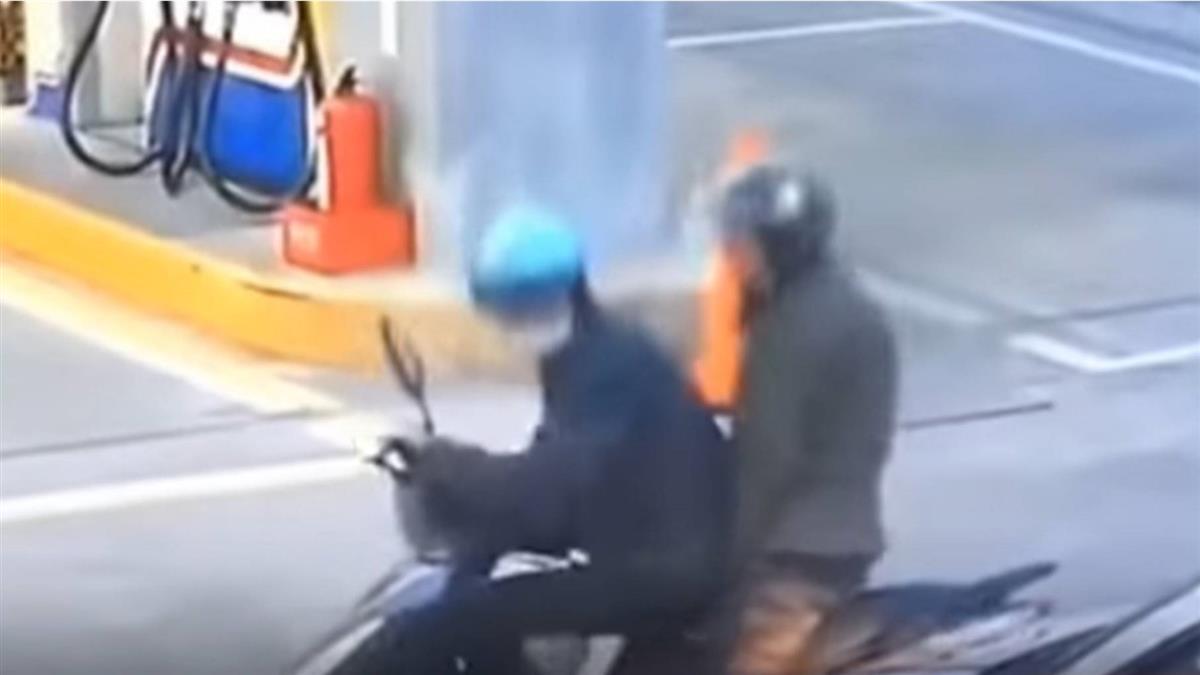 獨/移工酒駕遭揭穿逃逸身分!加油撞車苦求「別報警」遭逮