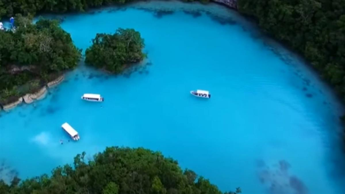帛琉總統來了! 總統府:盼旅遊泡泡順利啟動