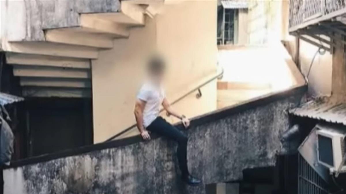 南機場公寓「旋轉樓梯」成超夯打卡點 住戶轟侵犯隱私